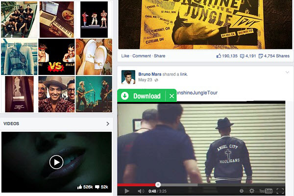iTube 2 - como descargar videos de facebook
