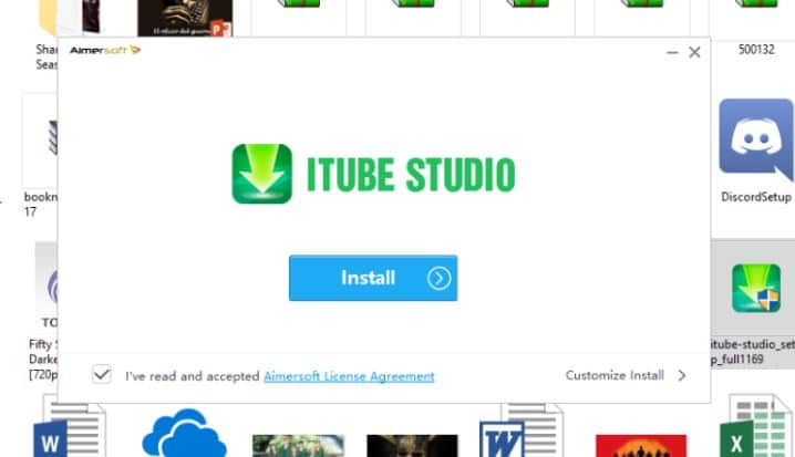 iTube 4 - como descargar videos de facebook