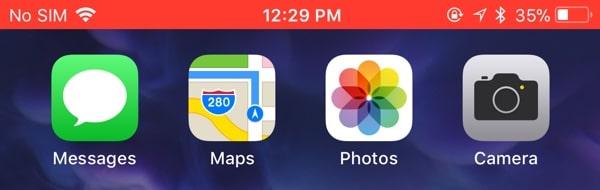 iconos iOS 11