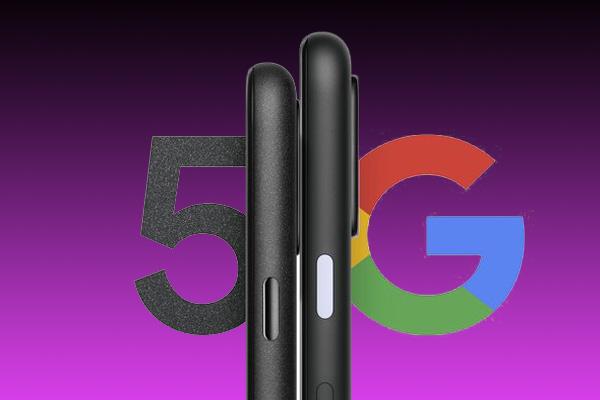 imagenes del google pixel 5 1
