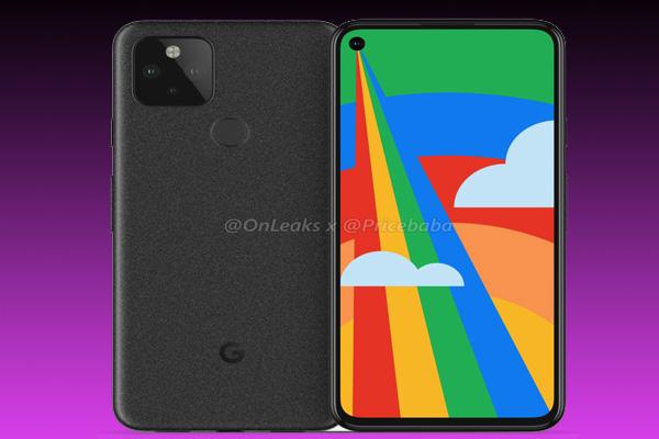 imagenes del google pixel 5 3
