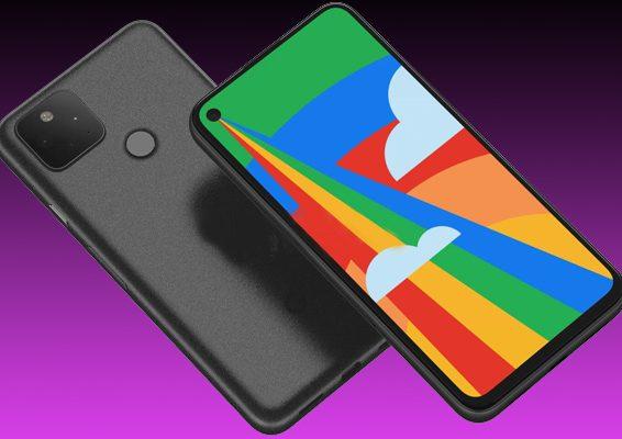 imagenes del google pixel 5