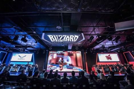 Blizzard Stadium en Taiwan