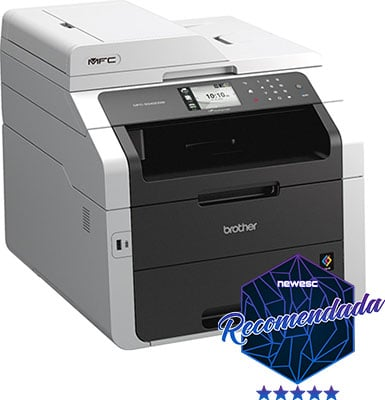 impresoras láser Brother MFC-9340CDW