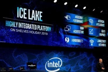 Intel Compara Ice Lake Ryzen 7 AMD
