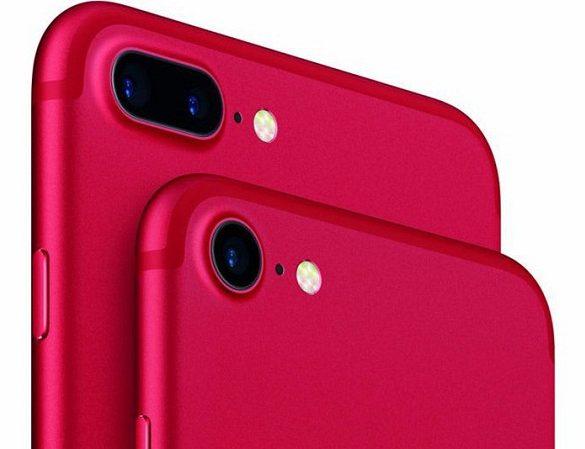 iphone 8 edición rojo