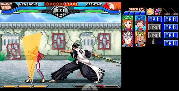 juego de anime bleach-dark-souls