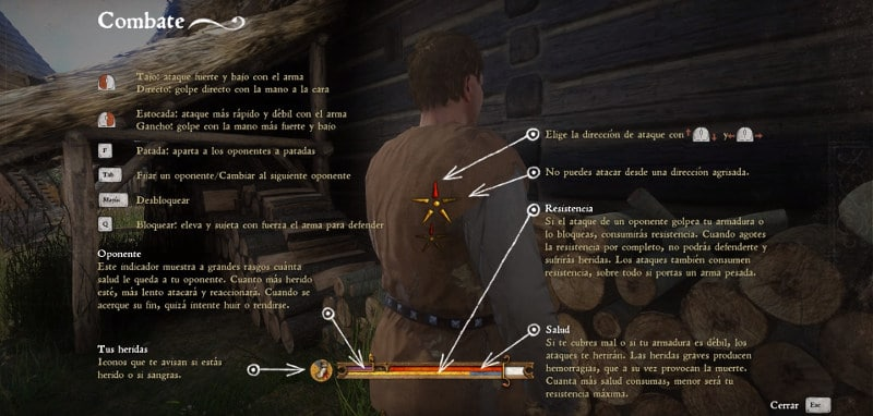 kingdom come deliverance combate