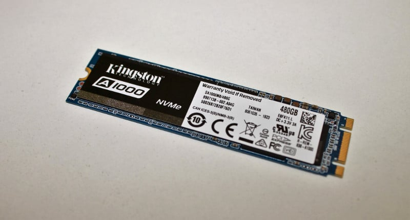 kingston a1000 frontal