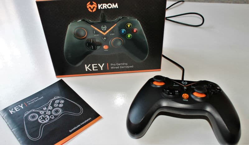 krom key unboxing