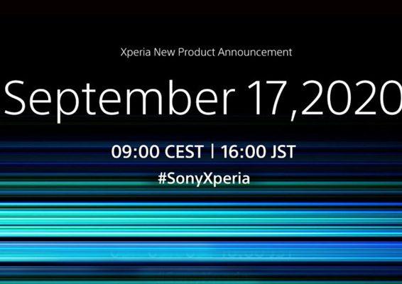 lanzamiento nuevo móvil Sony xperia
