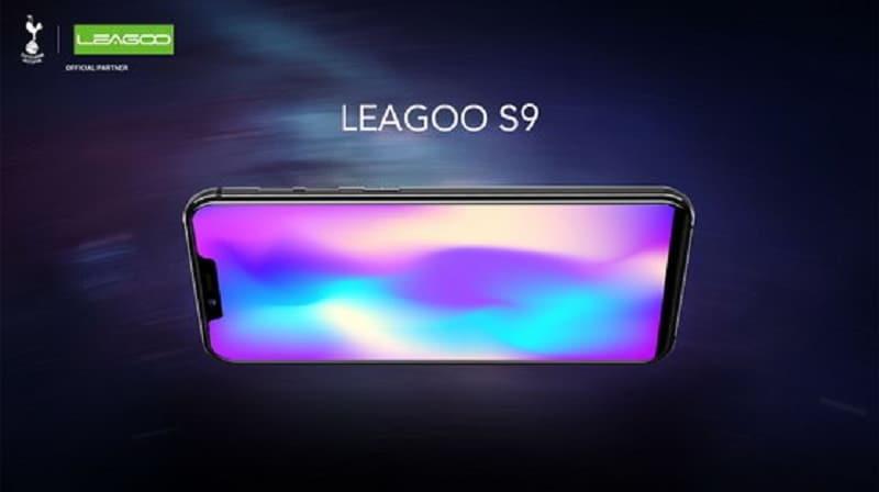 leagoo s9 dispositivo