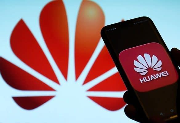 logotipo Huawei