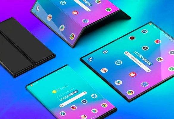 móvil plegable de Xiaomi