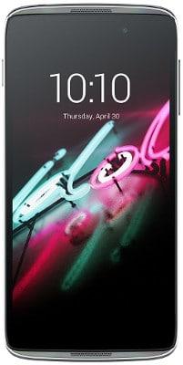 móviles pequeños Alcatel One Touch Idol 3