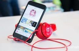 música de streaming