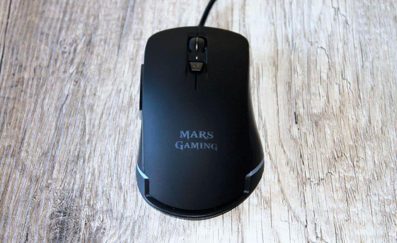 mars gaming mm118 logo