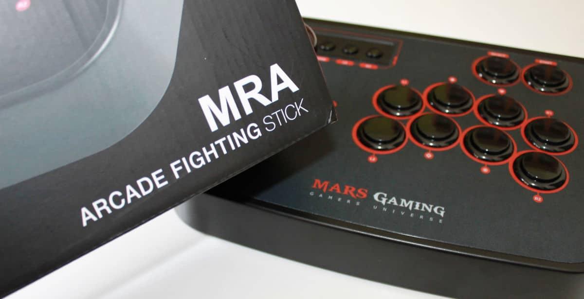 mars gaming mra pack