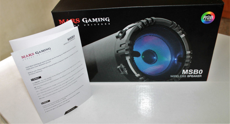 mars gaming msb0 caja