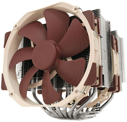 mejor disipador CPU Noctua NH-D15