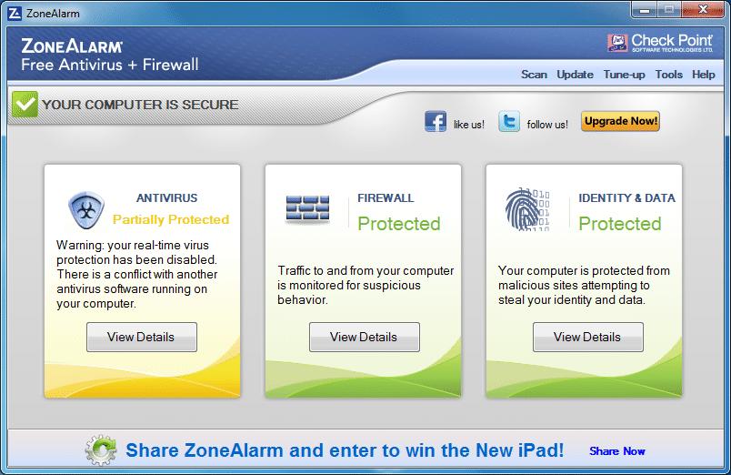 mejores antivirus gratuitos para windows - 2