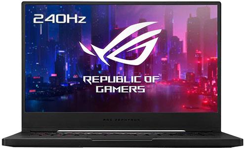 mejores portatiles gaming 2021 Asus Rog Zephyrus