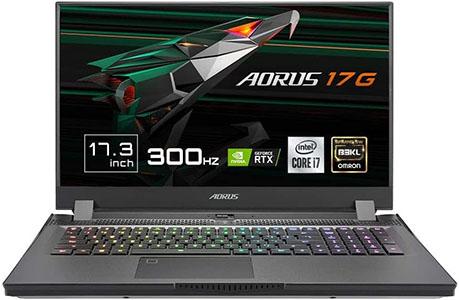 mejores portatiles gaming con rtx3080 Gigabyte AORUS 17G