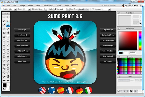 mejores-programas-de-diseño-grafico-Sumopaint