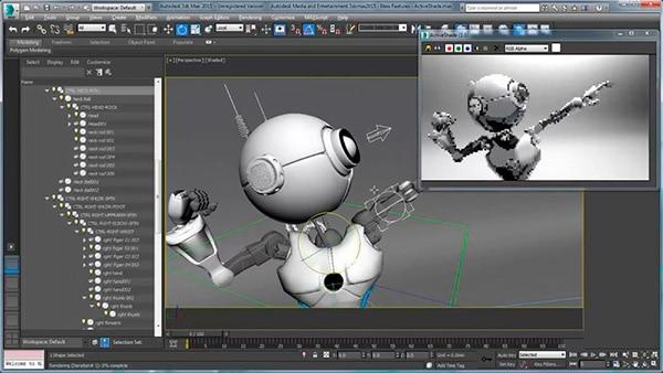 mejores-programas-de-diseño-grafico-autodesk-3ds-Max