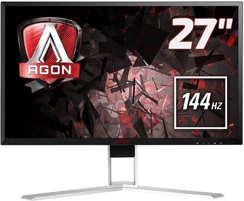 monitores gaming AOC AGON AG271QX