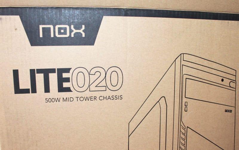 nox lite020 caja