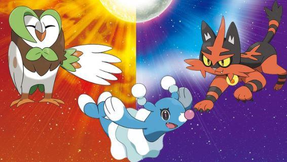nueva actualización de Pokemon sol y luna 2