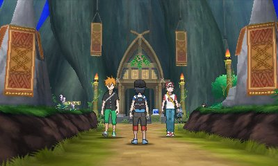 nueva actualización de Pokemon sol y luna 5