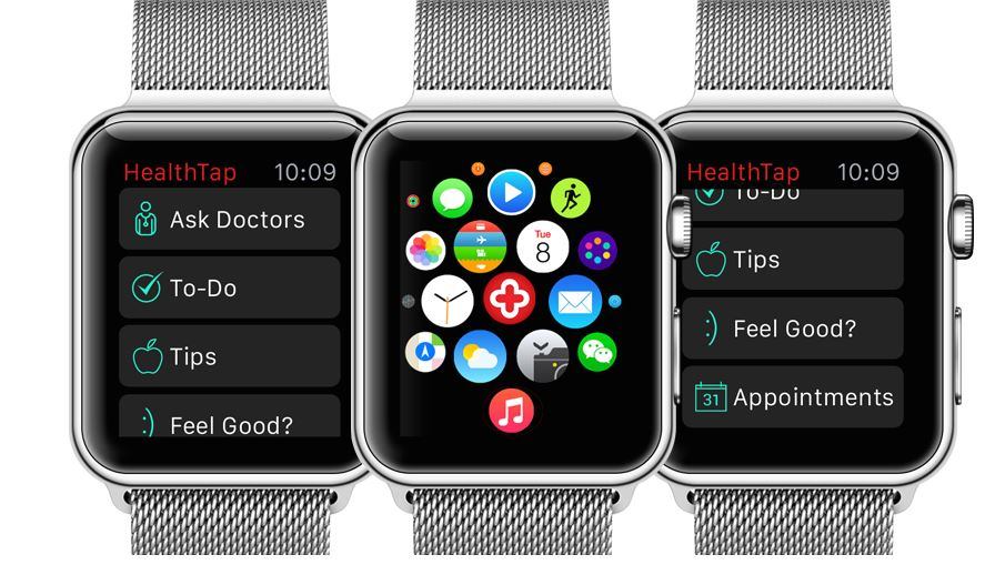 nueva actualizacion apple watch 2