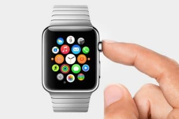 nueva actualizacion apple watch
