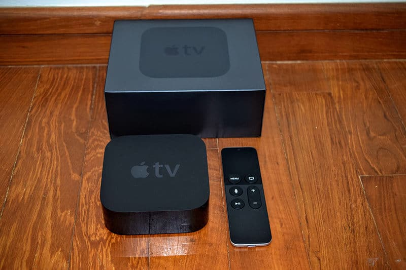 nueva actualizacion de apple tv