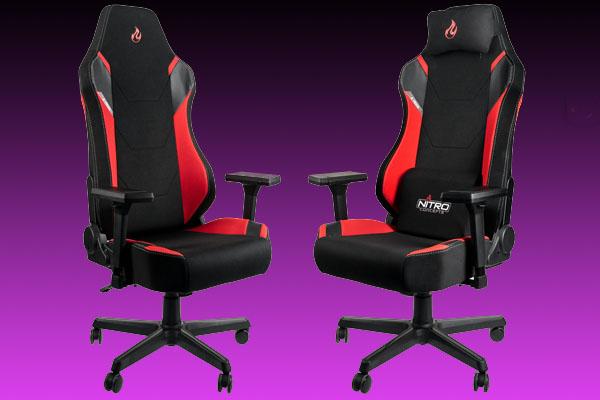 nueva silla gaming nitro concepts x1000 2