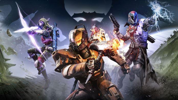 nuevas figuras de accion Destiny 2