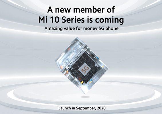 nuevo movil 5g de Xiaomi