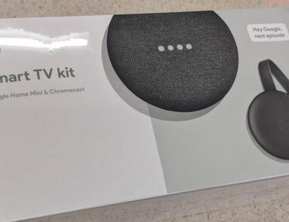 Nuevo smart tv kit