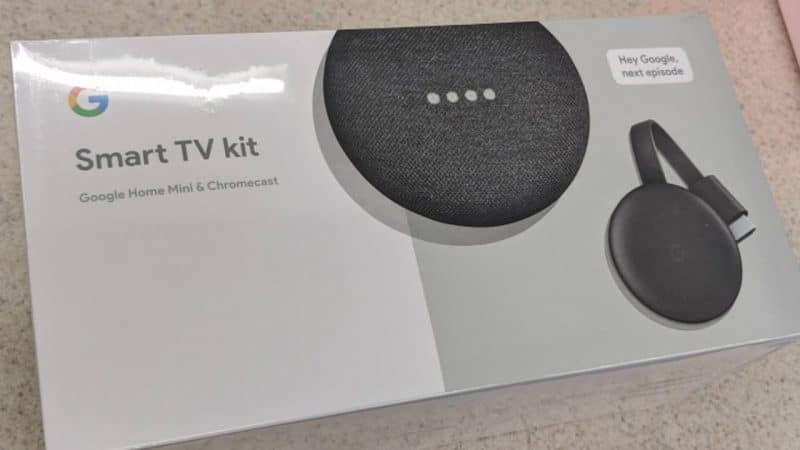 Nuevo smart tv kit