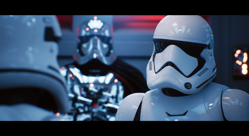 nvidia rtx serie 20 ray tracing star wars