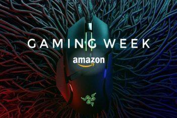 ofertas razer en el amazon gaming week