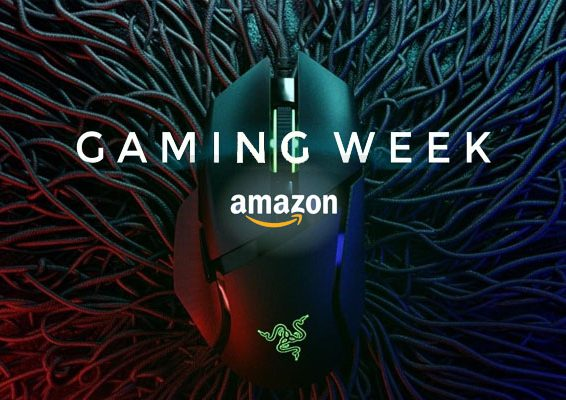 ofertas razer en el amazon gaming week