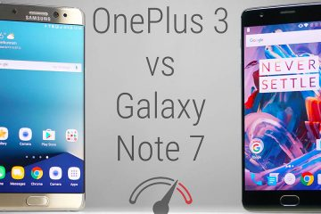 oneplus 3 vs Samsung Galaxy note 7