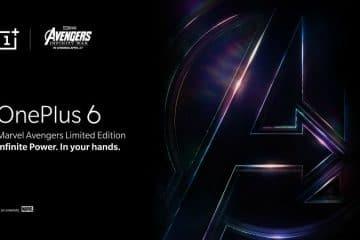 oneplus 6 edición limitada