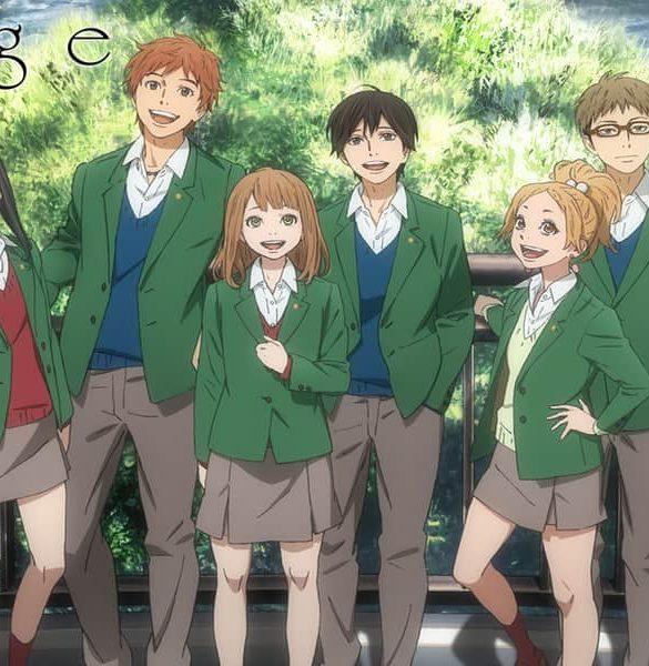 Review Orange - No es sólo un anime de Romance   NewEsc