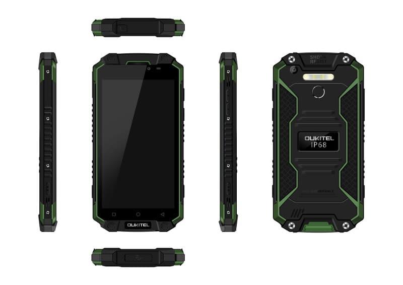 oukitel-k10000-Max diseño