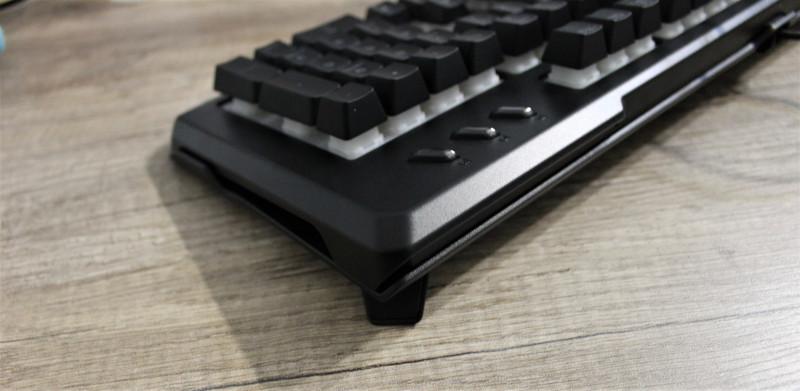 ozone doubletap levantado teclado