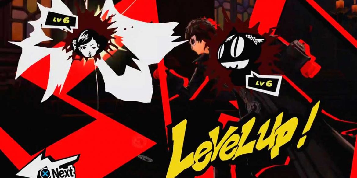 persona-5-aumentar-nivel